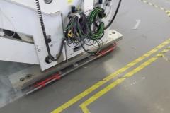 Maszyna na platformie