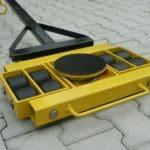 pol pl 12235602 Wozek skretny 8 rolkowy rolki 8x nylon nosnosc 6 T 35602 2 150x150 1