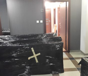 pakowanie biura